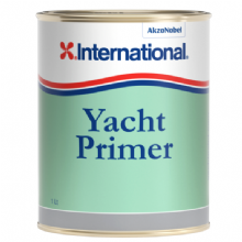 International Yacht Primer Grey Paint